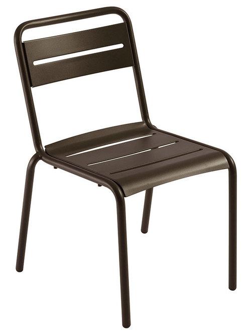 Star Stol, Brons - Udendørs spisebordsstole
