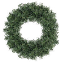 """18"""" Canadian Pine Artificial Christmas Wreath"""
