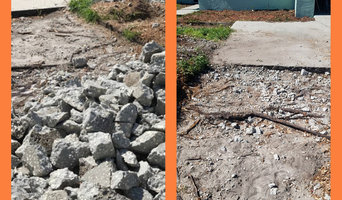 Concrete Clean up
