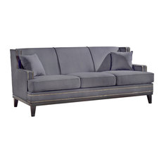 Transitional Sofas Couches Houzz