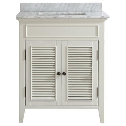 Beach Style Bathroom Vanities And Sink Consoles by Belvedere Bath
