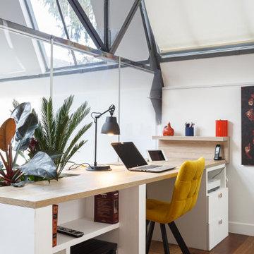 Rénovation d'un Loft à Levallois