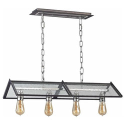 Industrial Chandeliers by GwG Outlet