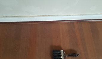 Original Jarrah hardwood stain and varnish