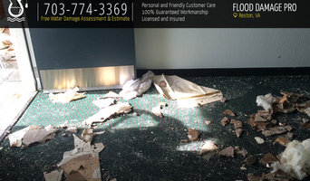 Mold removal and water damage restoration
