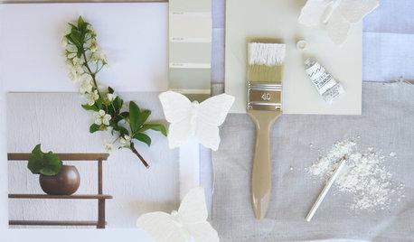Colore del Mese: Bianco Latte