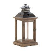 Koehler Monticello Wood Lantern  Large