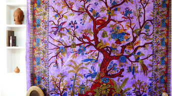 Tapestry Wall Hanging Queen Size Mandala Tree Of Life