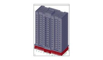 Расчет и проектирование жилого дома из кирпича