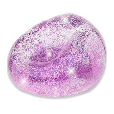 Float Storage INPC2030CLEARPK Glitter BloChair - Pink