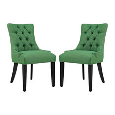 Regent Dining Side Chair Fabric Set Of 2 By Modway