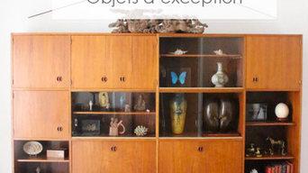 Objets d'art pour décoration d'intérieur