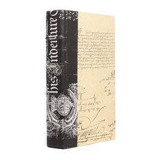 Single Black Bold-Spenserian Book