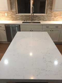 kitchen countertop contractor with Anyone Have Pental Quartz Statuario Or Onixaa Installed In A White Kit on House Interior Design Estimate moreover Recc as well Pro Formula Concrete Countertop Color moreover White Bahamas Granite moreover White Spring Kitchen Countertops.