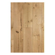 "5/8""x10.25"", Unfinished Engineered Wood Oak Flooring"