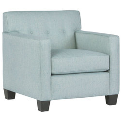 Transitional Armchairs And Accent Chairs by Progressive Furniture