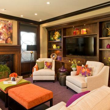 Robeson Design Family Room