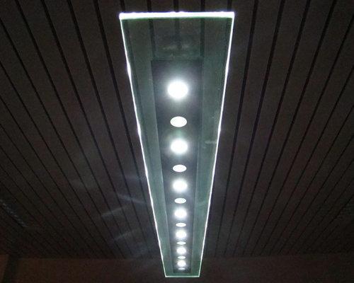 led lamp luminaire fusion light 14leds