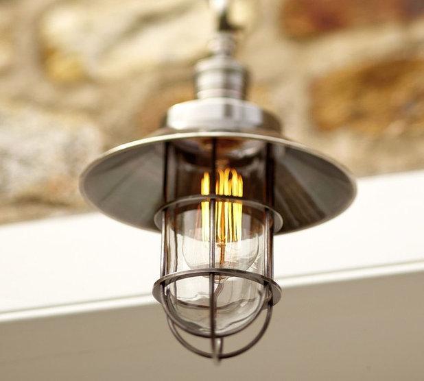 exposed bulb lighting. industrial pendant lighting by pottery barn exposed bulb