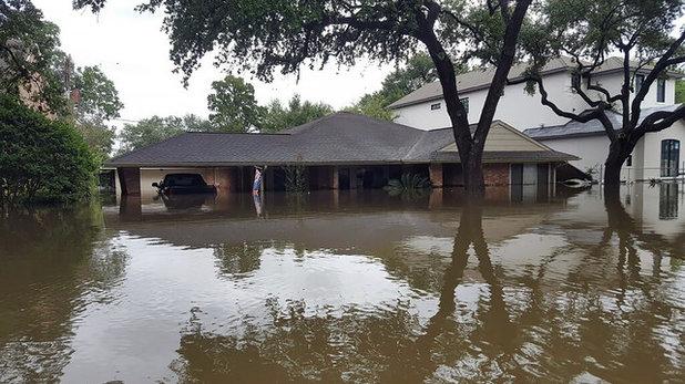 Houzz TV Hurricane Harvey Renovation in Houston