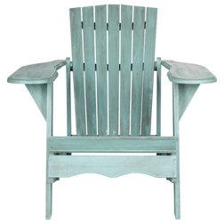 Transitional Adirondack Chairs by Safavieh