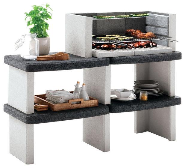 Pranzo all aperto guida alle diverse tipologie di cucine per esterno - Tipologie di cucine ...