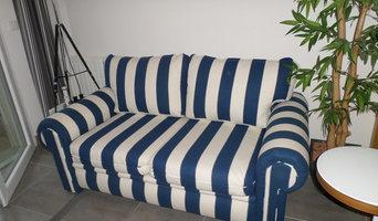 Canapé Bord de mer