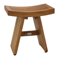 "The Original 18"" Asia® Teak Shower Bench"