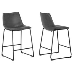 Contemporary Bar Stools And Counter Stools by Glamour Home