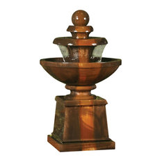 Cresere Outdoor Fountain, Absolute