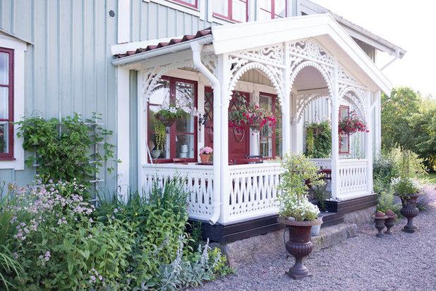 Le case di houzz un giardino da sogno nel sud della svezia for Design e rimodellamento della casa sud occidentale