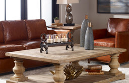 Uttermost Stratford Rustic Cocktail Table