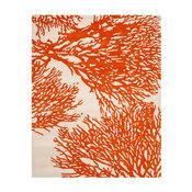 Safavieh Bella Collection BEL115 Rug, Beige/Terracotta, 8'x10'