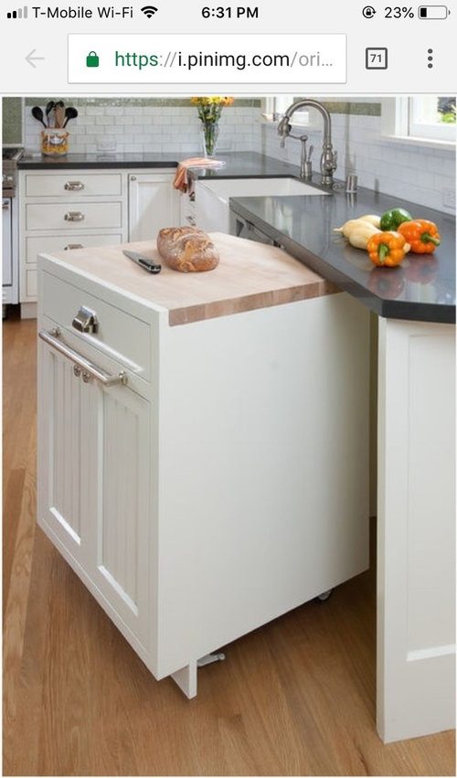 Moveable Under Counter Cabinet, Movable Kitchen Cabinets With Sink