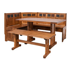 Residence - Tempe Dining Set With Bench - Dining Sets