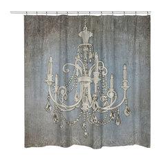 Luxurious Lights Shower Curtain