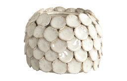 Housedoctor Vase 'Dot,' Weiß