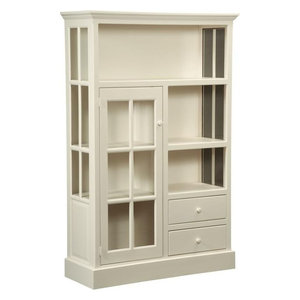 Rustic Provincial Pantry Farmhouse Pantry Cabinets