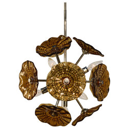 Midcentury Pendant Lighting by Dale Tiffany