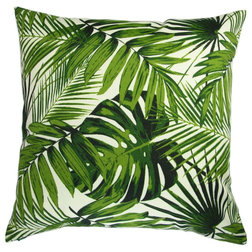 Tropical Outdoor Cushions And Pillows by Artisan Pillows