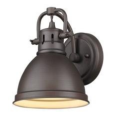 oil rubbed bronze bathroom vanity lights houzz - Oil Rubbed Bronze Bathroom Lighting