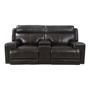 Simmons Upholstery Yahtzee Pearl Power Double Motion