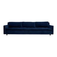 MOD   Beatty Sofa, Deep Blue   Sofas