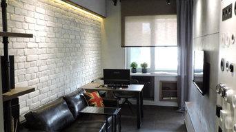 Офис дизайн-студии «Interior-VIP»