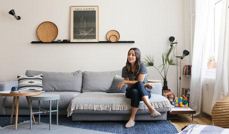 Cool und classy: Ein Familienloft in Berlin