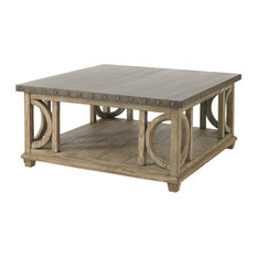 driftwood coffee tables | houzz