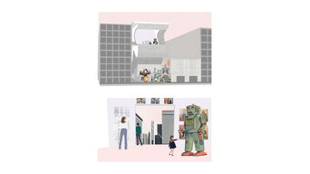 Spring 2019- The Akei Toy Museum - Up & Through