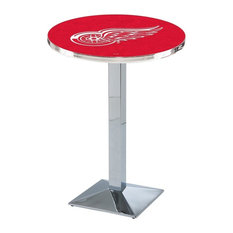 Detroit Red Wings Pub Table 36-inchx36-inch