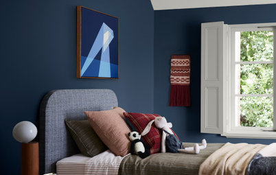 Before & After: A Fast, Easy Update to a Child's Room With Paint