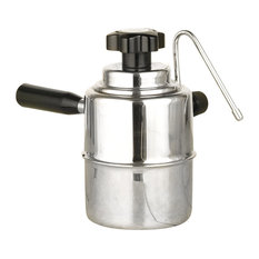 Stainless Steel Stove Top Cappuccino Steamer